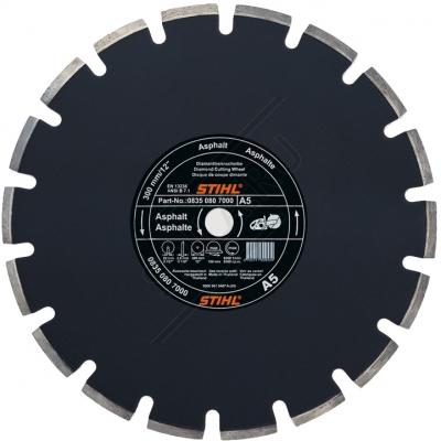 Алмазный диск асф, свбет 350 мм А 80