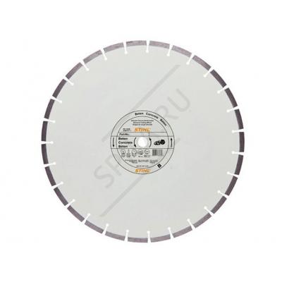 Алмазный диск КирпБетАбрБет 350 мм В60