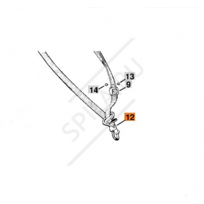 Карабинный крючок FS 94