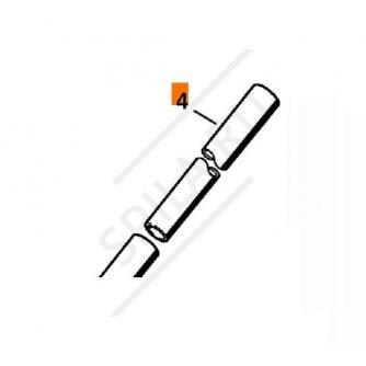 Штанга металлическая SE 61/61E (2шт.)