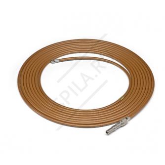 Набор для чистки труб Rе 230-462 10 м с быстроразъемной муфтой