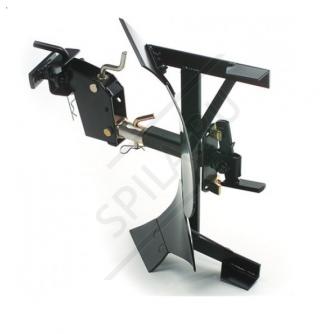 ADP 600 Плуг сдвоенный оборотный+деталь с регулируемой головкой