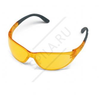 Очки защитные Контраст желтые STIHL