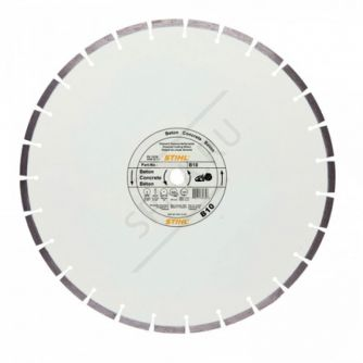 Алмазный диск бетон 350 мм D-В10